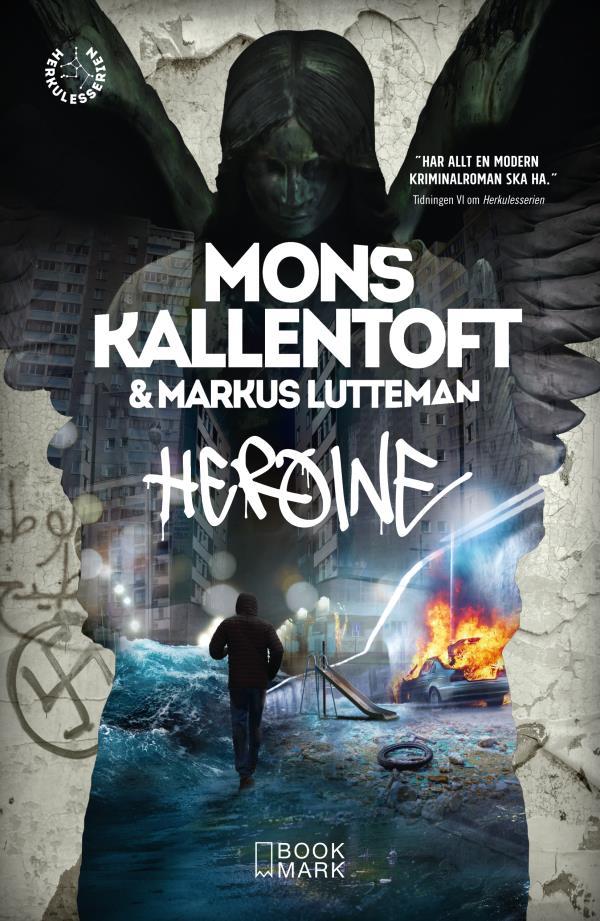 HEROINE - Mons Kallentoft